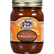 Amish Wedding Pumpkin Butter, Old Fashioned