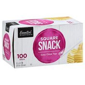 Essential Everyday Snack Bags, Square
