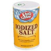 Shurfine Iodized Salt