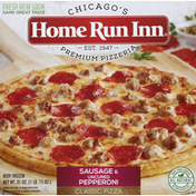Home Run Inn Pizza, Sausage & Uncured Pepperoni