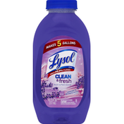 Lysol Multi-Surface Cleaner, Lavender & Orchid Essence Scent