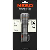 Nebo LED Flashlight, 500 Lumens