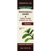 Nature's Truth Essential Oil, Aromatherapy, Meditative, Patchouli Dark