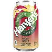 Hansen's Cherry Vanilla Can