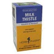 Herb Pharm Milk Thistle Herbal Supplement