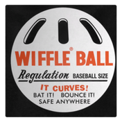 Wiffle Ball Regulation Baseball Size