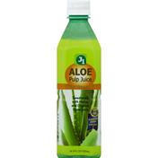 J1 Aloe Pulp Juice