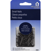Helping Hand Small Nails, Asst. Sizes & Types
