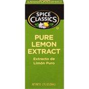 Spice Classics Pure Lemon Extract
