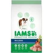 IAMS Proactive Health Bulldog Breed Specific Recipe Adult 1+ Super Premium Dog Food