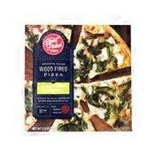 Earth Fare Basil Pesto Woodfired Pizza