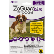 ZoGuard Plus for Dogs, 23-44 lbs