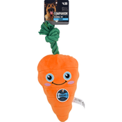 Companion Carrot Dog Toy
