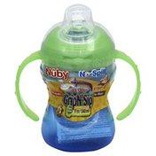 Nûby Cup, Grip n' Sip, 8 oz, 4m+, Wrapper