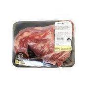 Double R Ranch USDA Choice Beef Loin Tri-Tip Roast