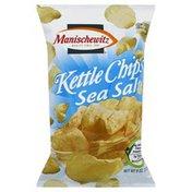 Manischewitz Kettle Chips, Sea Salt