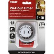 Prima 24-Hour Timer, Indoor