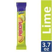 Marinela Principe Lime Filled Sandwich Cookies