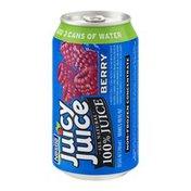 Juicy Juice Nestle Juicy Juice Berry 100% Juice