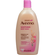 Aveeno® Body Wash, Soothing, Prebiotic Oat + Camellia