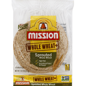 Mission Whole Wheat+ Sprouted Whole Wheat Tortilla Wraps