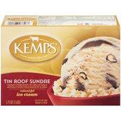 Kemps Tin Roof Sundae Reduced Fat Ice Cream