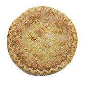 2 Good 2 Be Apple Crumble Pie