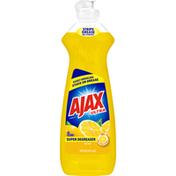 Ajax Dish Liquid, Lemon, Super Degreaser