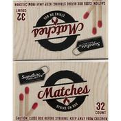 Signature Select Matches