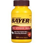 Bayer Aspirin 325mg Pain Reliever/Fever Reducer