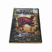 Warner Home Video DC Universe The Death of Superman DVD