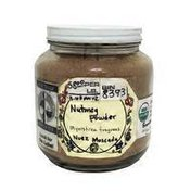 Mt. Rose Herbs Organic Nutmeg Powder