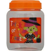 Publix Halloween Candy Jar, 35 Ounce