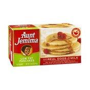 Aunt Jemima Pancakes Low Fat - 12 CT