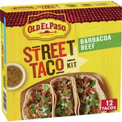 Old El Paso Street Taco Kit, Barbacoa Beef