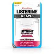 Listerine Gentle Gum Care Interdental Floss, Mint