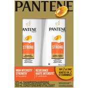 Pantene Pro-V Full & Strong Shampoo and Conditioner Hair Care