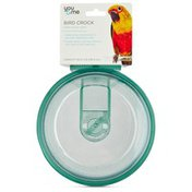 You & Me Bird Crock Hold Food Or Water