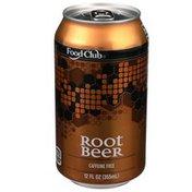 Food Club Caffeine Free Root Beer Soda