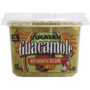 Yucatan Guacamole, Authentic Recipe, Mild