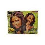 Smart Perm Regular Strength No Lye Anti-Breakage Hair Relaxer Kit