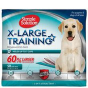 Simple Solutions Extra Large Training Pads For Dogs