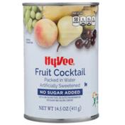 Hy-Vee Sweetened Fruit Cocktail In Water