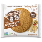 Lenny & Larry's The Complete Cookie- Gingerbread