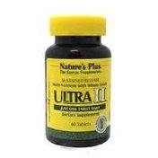 Nature's Plus Ultra II Once Daily Sustained Release Tablets