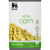 Food Lion White Corn, Can