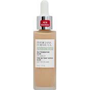 Physicians Formula Silk Foundation Elixir, Light 03
