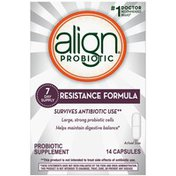 Align Probiotic Supplement, Survives Antibiotic Use