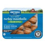 Honeysuckle White® Fully Cooked Italian Style Turkey Meatballs