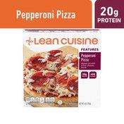 Lean Cuisine Features Pepperoni Frozen Pizza